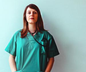 Gesundheits- und Kinderkrankenpflegerin