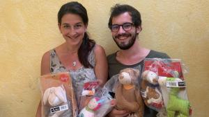 Großzügige Sachspende von Sigikid für die Kinder einer Kinderstation