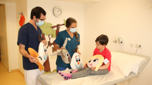 Read more about the article Bayernweit 15.000 Kuscheltiere an Kinderkliniken gespendet